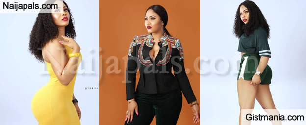"""Buy Me A Massive Karats Of Gold & Get A Hot S3x From Me Because Money Makes Me Emotional & Horny"" – Actress Sharon Francis Reveals"