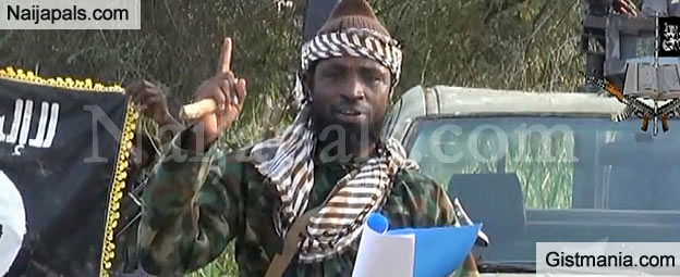 Boko Haram Leader Shekau Resurfaces In Video To Refute Army's Claim Of Wounding Him