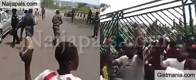 Commotion As Shi'ites Break into the National Assembly, Force Lawmakers to Adjourn Plenary