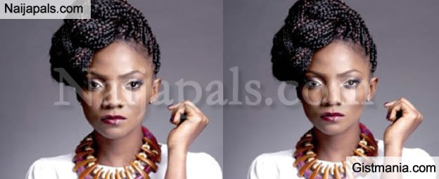 """Anklets Are For Married Women That Enjoy The Pleasure Of Other Men"" Fan Advices Singer, Simi"