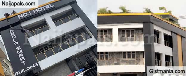 Deola Smart Erected Ultra Modern Hotel In Ibadan (Photos)