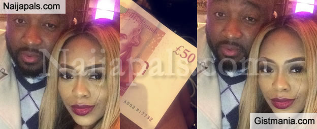 UK Babe Left Speechless After Nigerian Guy Gave Her £50 For Having A Beautiful Smile