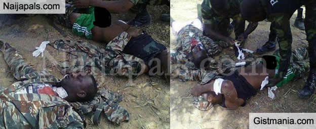 2 Soldiers Reportedly Injured As Udu,Ughievwen Youths Clash Over Boundary Dispute In Delta