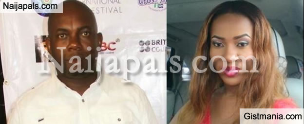 Upcoming Actress, Nicole Barna Fights Her Colleague Openly Over A Man