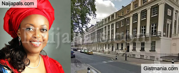 OMG! Press Discovers Some Of Diezani Alison-Madueke's Sophisticated Properties In London [Photos]