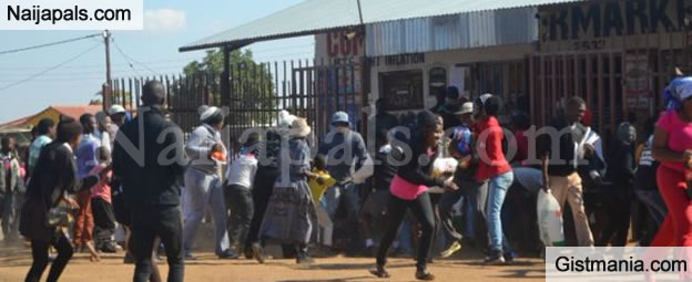 4 Left Dead in Ongoing South Africa Riots, Police Confirms
