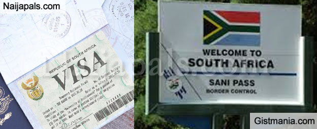 HUH?! See The Latest Requirement Expected Of Women Applying For A South African Visa