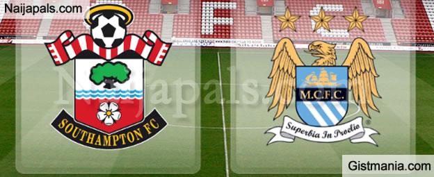 Premier League: Manchester City vs Southampton (28/11/2015)