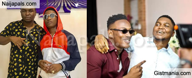 Wizkid, Waje And Other Stars Attend Spellz Surprise Birthday Party (PHOTOS)