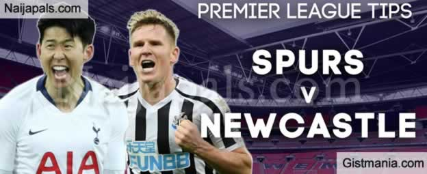 Tottenham v Newcastle : English Premier League Match, Team News, Goal Scorers and Stats