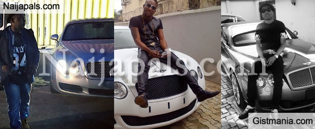 Le' Posh: 8 Popular Nigerian Celebrities That Own A Bentley GT Car [Photos]