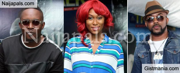Photos From #StarMusicTrek Signing On Party (Banky W, M.I, Oritse Femi)