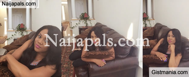 Nollywood Actress Stella Damasus Looking So Young And Ravishing