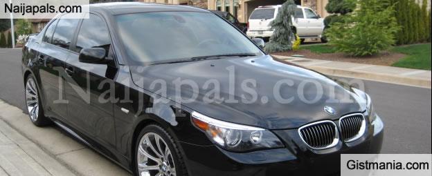 LMAO! Drama As Stolen BMW 550I Car Remotely Locks Suspect Inside Vehicle - Photo