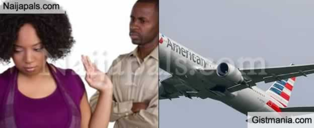 See What Stubborn Husband Did After Company Transferred Wife To America
