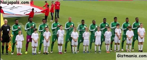 JUST IN! Super Eagles Of Nigeria Demolish Lesotho In AFCON Qualifier In Maseru