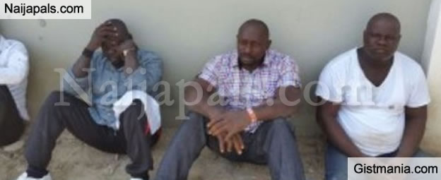Ex President Jonathan Narrowly Escaped Assassination in Bayelsa, Suspects Arrested -PHOTOS
