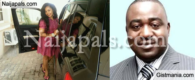 2baba Things: Benue State Ex Gov, Suswam's 28 Year Old Pregnant Mistress Causes Chaos