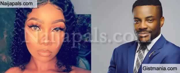 "Video: ""Real Reason Tacha Was Disqualified From Big Brother House"" - Ebuka Discloses"