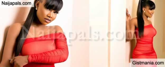 #BBNaija: Tacha Shades Mercy Eke With New Photo&#059; Says Titans Heat Melts Plastic
