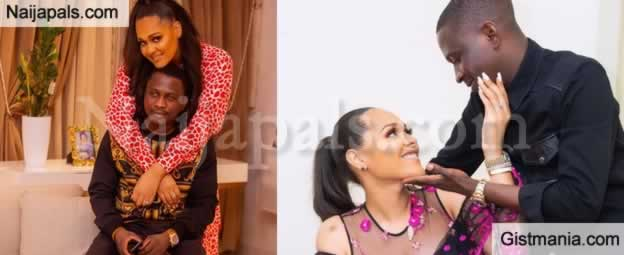 One Year Down! Tania Omotayo and Her Husband Celebrate 1st Wedding Anniversary