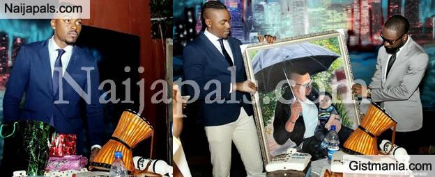 Exclusive Photos From Tayo Faniran's Birthday Party [Photos]