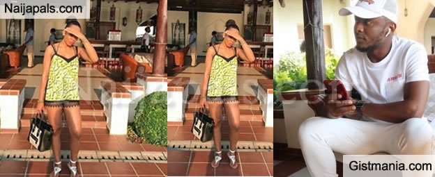 "T-Boss & Ubi Franklin Spotted ""Holidaying"" Together In The Romantic City Of Zanzibar (Photos+Video)"