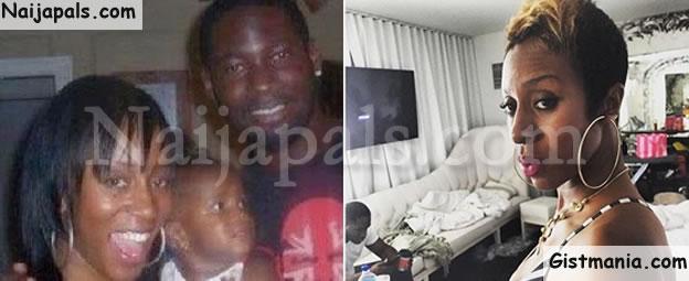 PHOTOS: Meet Tee Bliz's (Tunji Balogun) First Wife, Kenea Udoh And Their Kids