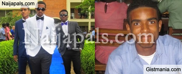 19 Years Old Nigerian Student, Alexander Ukwu Found Dead In His UK Uni. Room