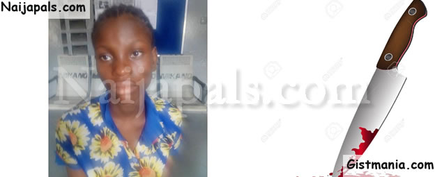 19-year-old Girl, Mary Adeniyi Stabs Her Husband To Death Over Alleged Infidelity