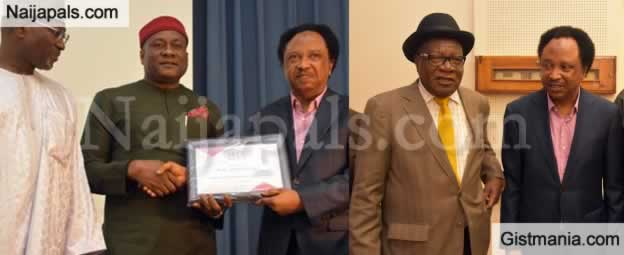 Air Peace Boss, Jonathan, Jega, Others Honoured As Heroes Of Democracy By TELL Magazine(Photos)