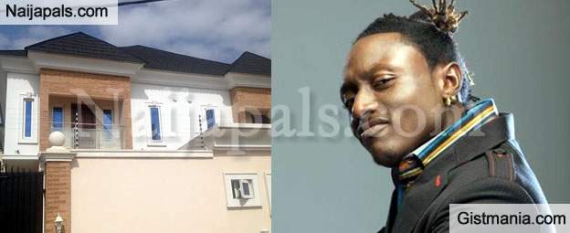Terry G Shows Off His New Lekki Mansion (Photos)
