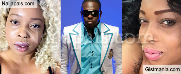 Shella B, Timaya's Alleged Rape Victim Now Carries A Gun After Singer Allegedly Threatened Her