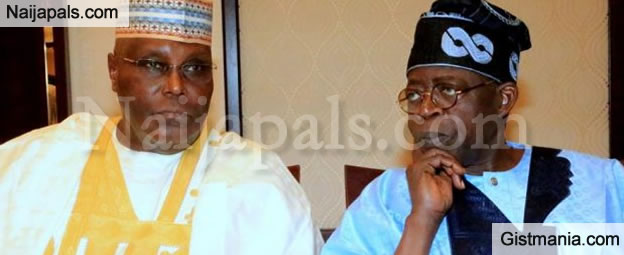 Atiku And Tinubu Consider Formation Of New Party Ahead Of 2019