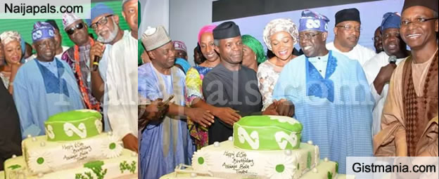 Photos From Asiwaju Bola Ahmed Tinubu's 9th Annual Birthday Colloquium at Eko Hotels