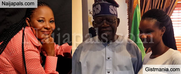 Moji Olaiya: Bola Ahmed Tinubu Pays For The Return Of The Actress Remains To Nigeria