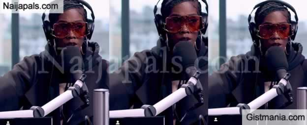 Tiwa Savage Reveals She Has Degrees In Business And Account, Likewise In Music (Video)