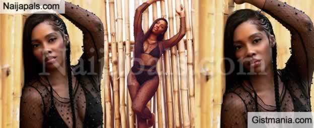 Singer, Tiwa Savage Looks Stunning In These Breathtaking New Photos