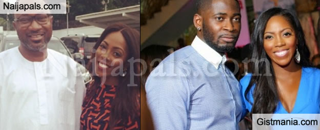 Insiders Reveals How Tiwa Savage's Affair With Femi Otedola Led To Her Marriage Collapse