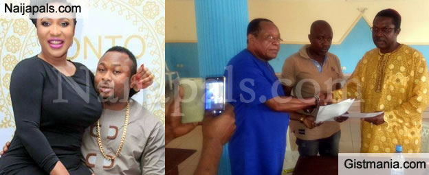 BREAKING NEWS! <b>Churchill&amp;#039;s Family Takes Back Bride Price From Tonto Dikeh&amp;#039;s Family (Video)</b>