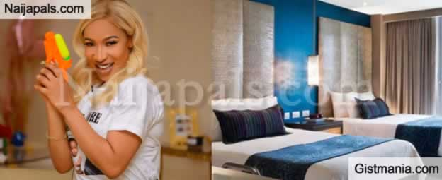 Alleged Murder: Actress, Tonto Dikeh Threatens to Expose Nigerian Luxury Hotel