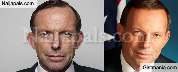 Former President To Australia, Tony Abbot Head-butted For Opposing Homosexual Marriages