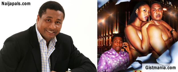 My Wife Was Not Happy With My Role In The Movie 'Room O27' - Tony Umez