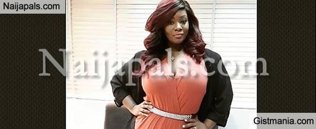 Is Toolz Oniru The Curviest African Woman Ever Seen? (Photos)