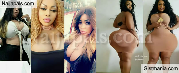 Checkout Beautiful Photos Of This 3 Top Instagram Sexual Models