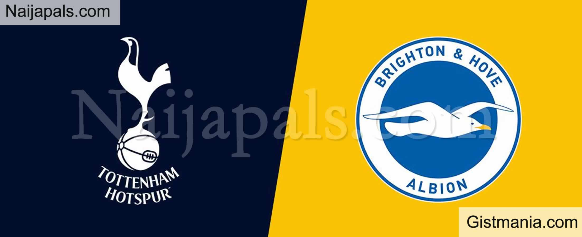 Tottenham Vs Brighton&Holves : English Premier League Match, Team News, Goal Scorers and Stats