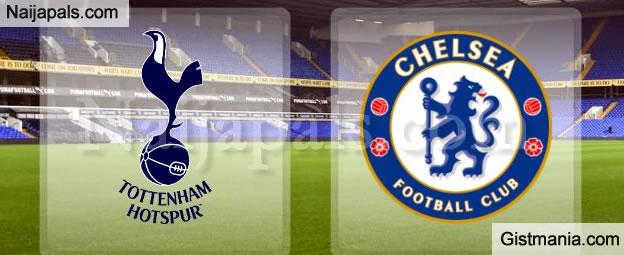 Premier League: Tottenham Hotspur vs Chelsea (29/11/2015)