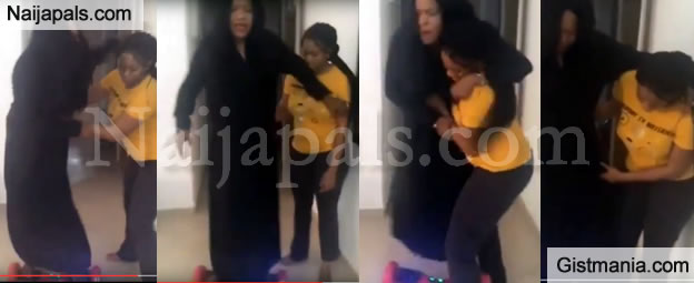 Mo Ku O! How To Ride An Hoverboard - Yoruba Edition Starring Toyin Aimakhu
