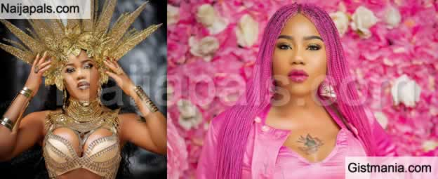 """If I Clock 40, I Will Marry 3 Men, Build Houses For Them And Choose Who To Share My Bed With"" – Toyin Lawani Says"