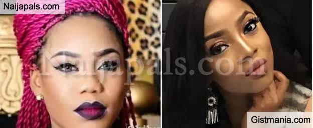 Toke Makinwa Has Not Suffered Real Pain, Just Men And Dick Related Issues - Video By Toyin Lawani
